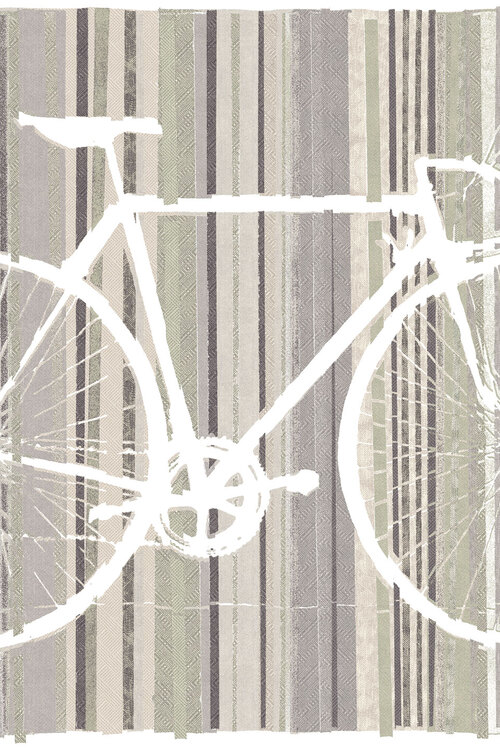 DECORATIVES - BICYCLE TRACE