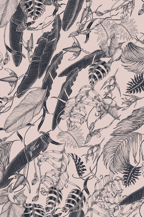 ART COLLECTIONS - FEANNE - TROPICAL FOLIAGE